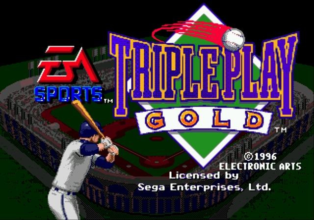 Triple Play Gold